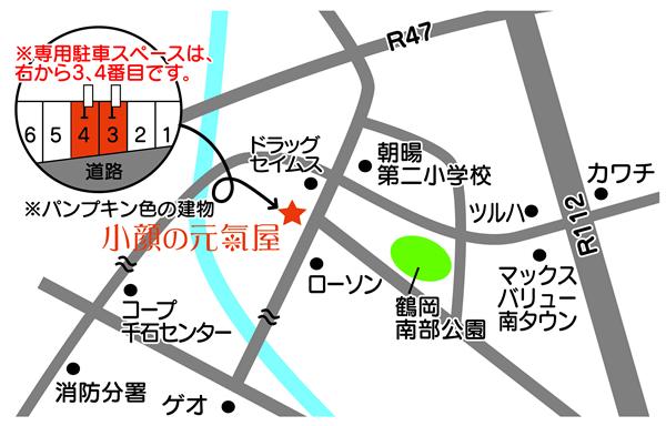 tsuruoka_map